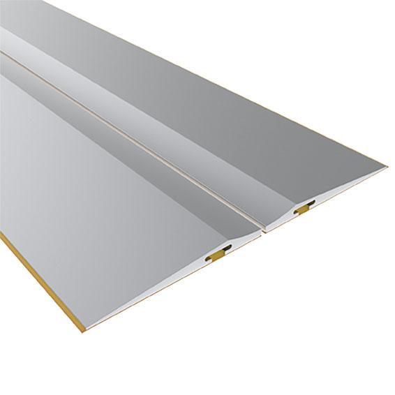 Parkschiene flach-flach 1200 mm-Set