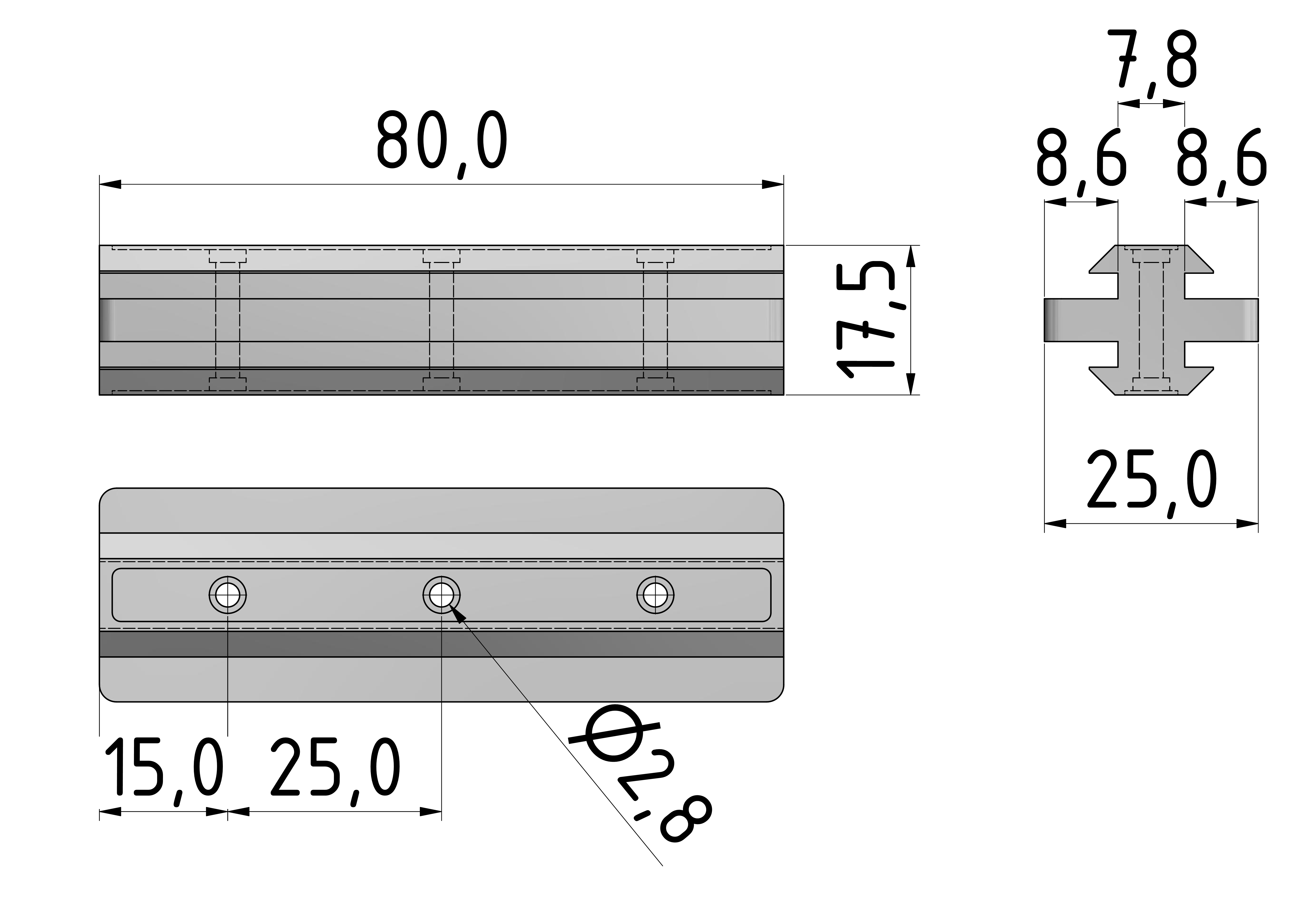 Gleiter mittig - 8