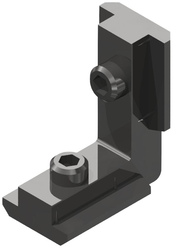 Innenverbindersatz R, verzinkt-10