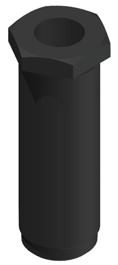 Stellschraube M32x1,5 100, brüniert-8