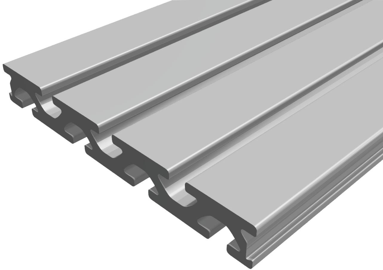 Plattenprofil 20x152 natur-8