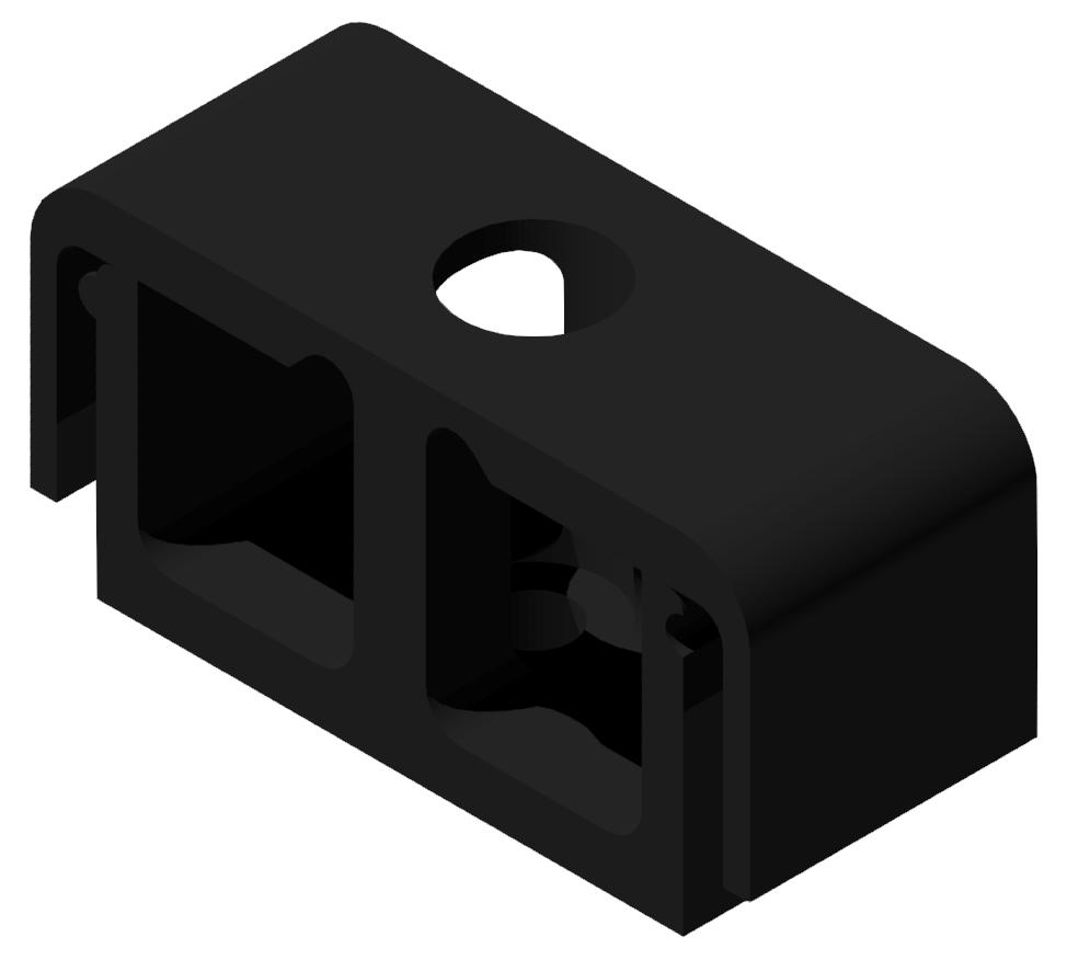 Kabel- und Schlauchhalter 8