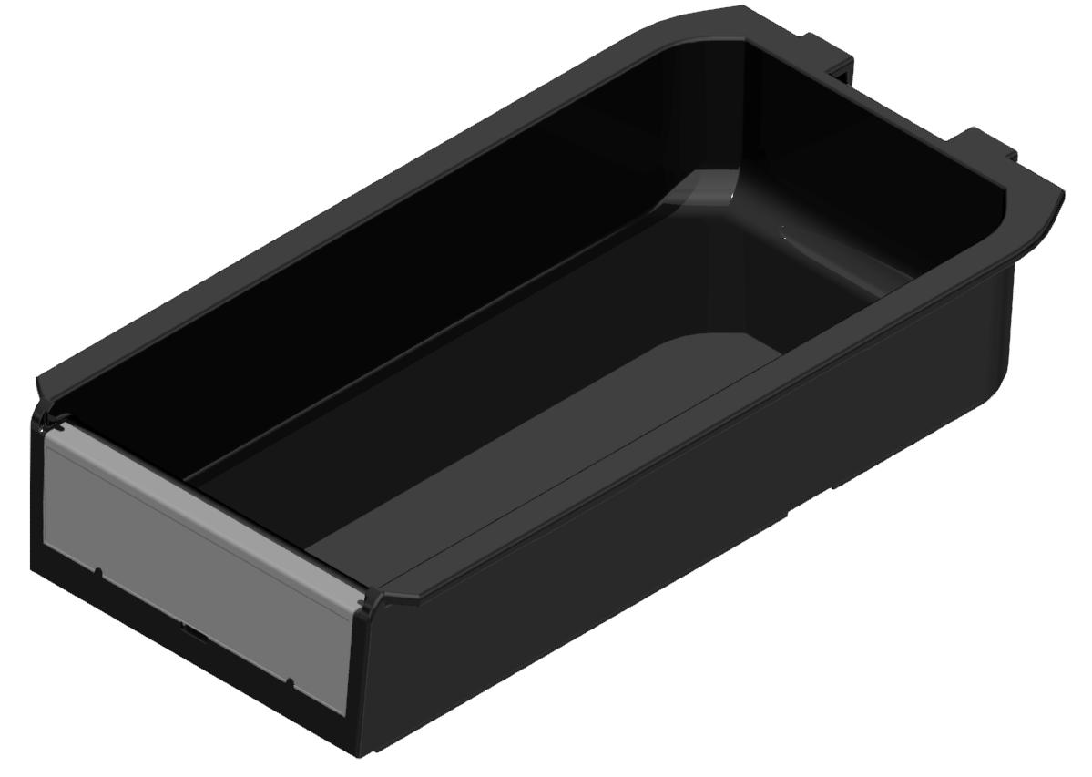Greifbehälter 110x210 ESD, schwarz-8