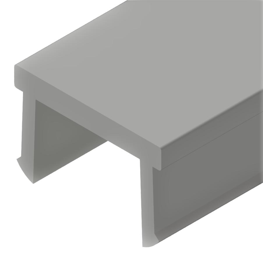 Abdeckprofil grau-10