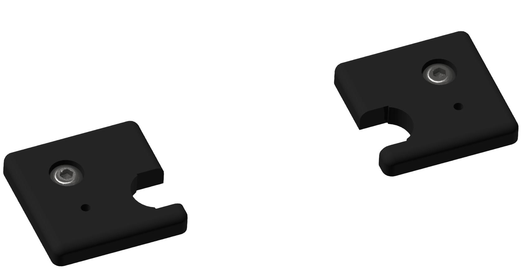 Abstreifsystem 14, schwarz-8