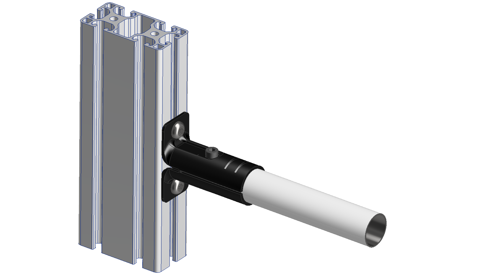 Anschluss-Profilsystem-Set
