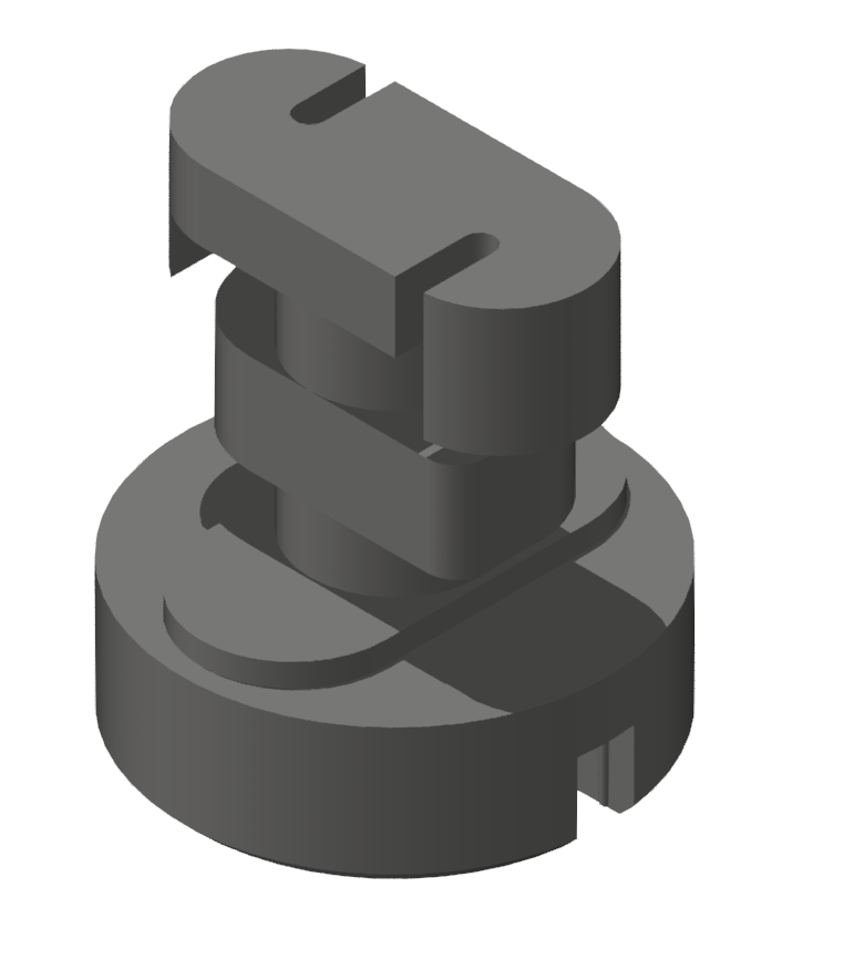 Schnellverschluss PA, schwarz-10