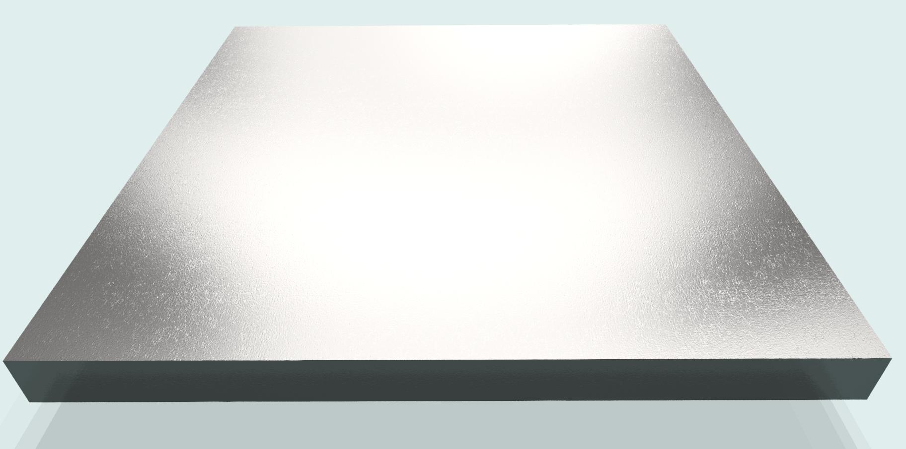 Blech 15mm St, blank