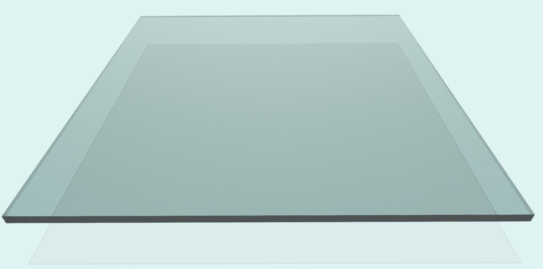 Polycarbonat 4 mm, klar