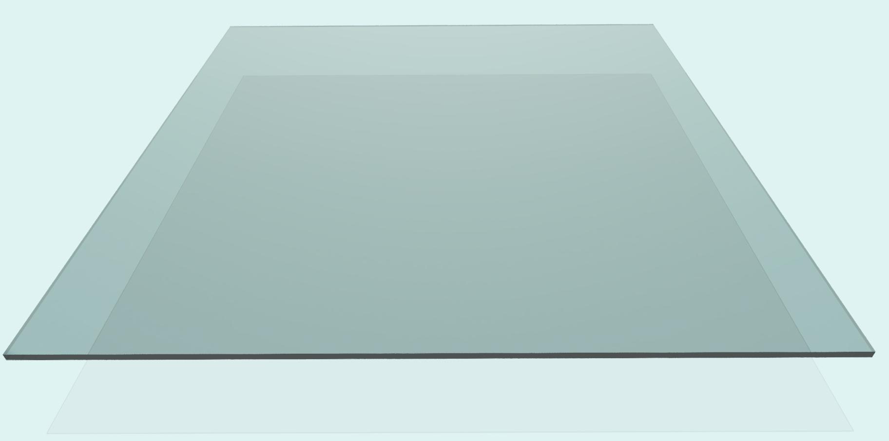 Polycarbonat 2 mm, klar