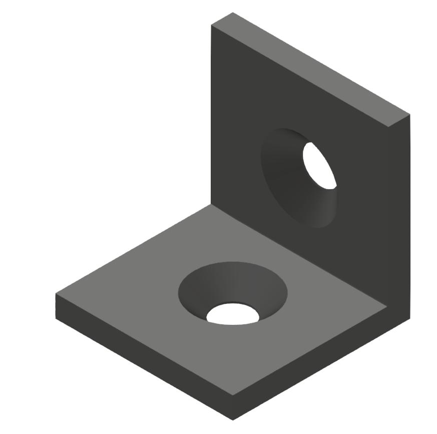 Winkel 40 ST, schwarz-10