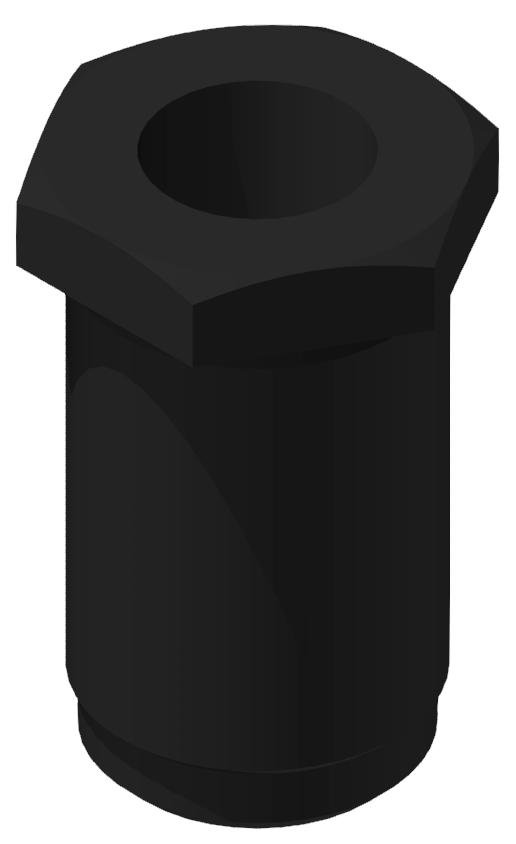 Stellschraube M32x1,5 60, brüniert-8