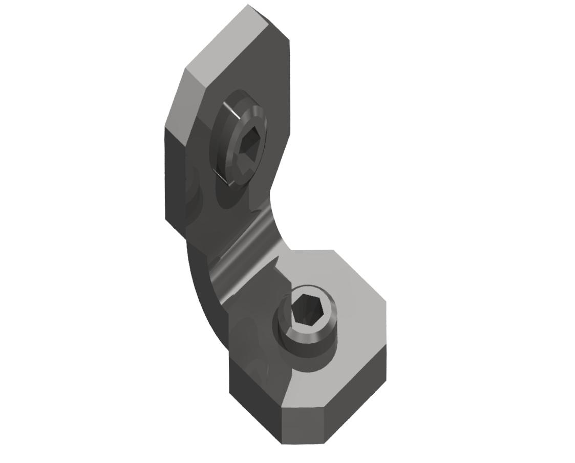 Innenverbindersatz, verzinkt-6