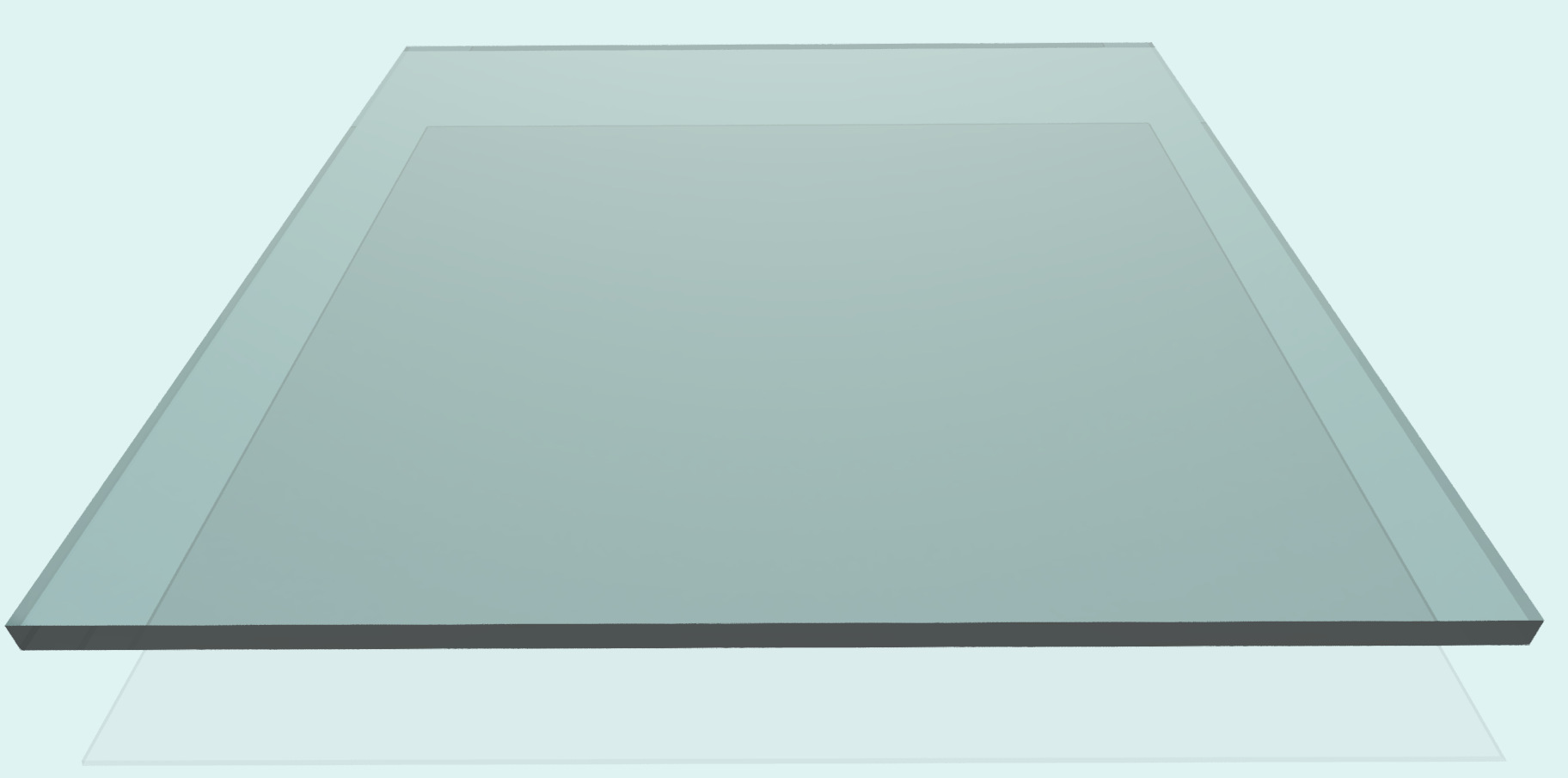 Polycarbonat 5 mm abriebfest, klar