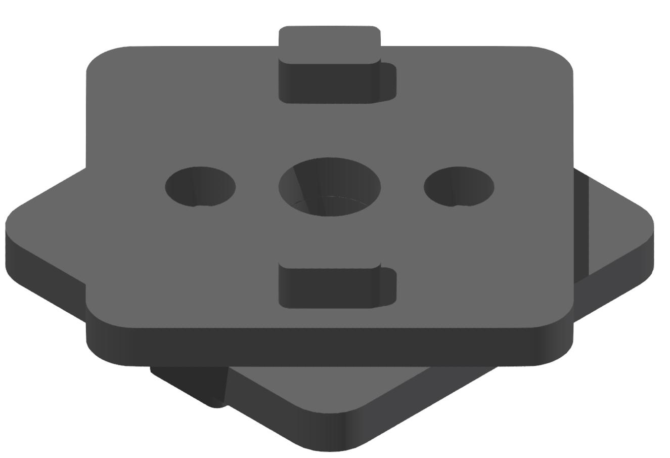 Positionsverbindungssatz, schwarz-8