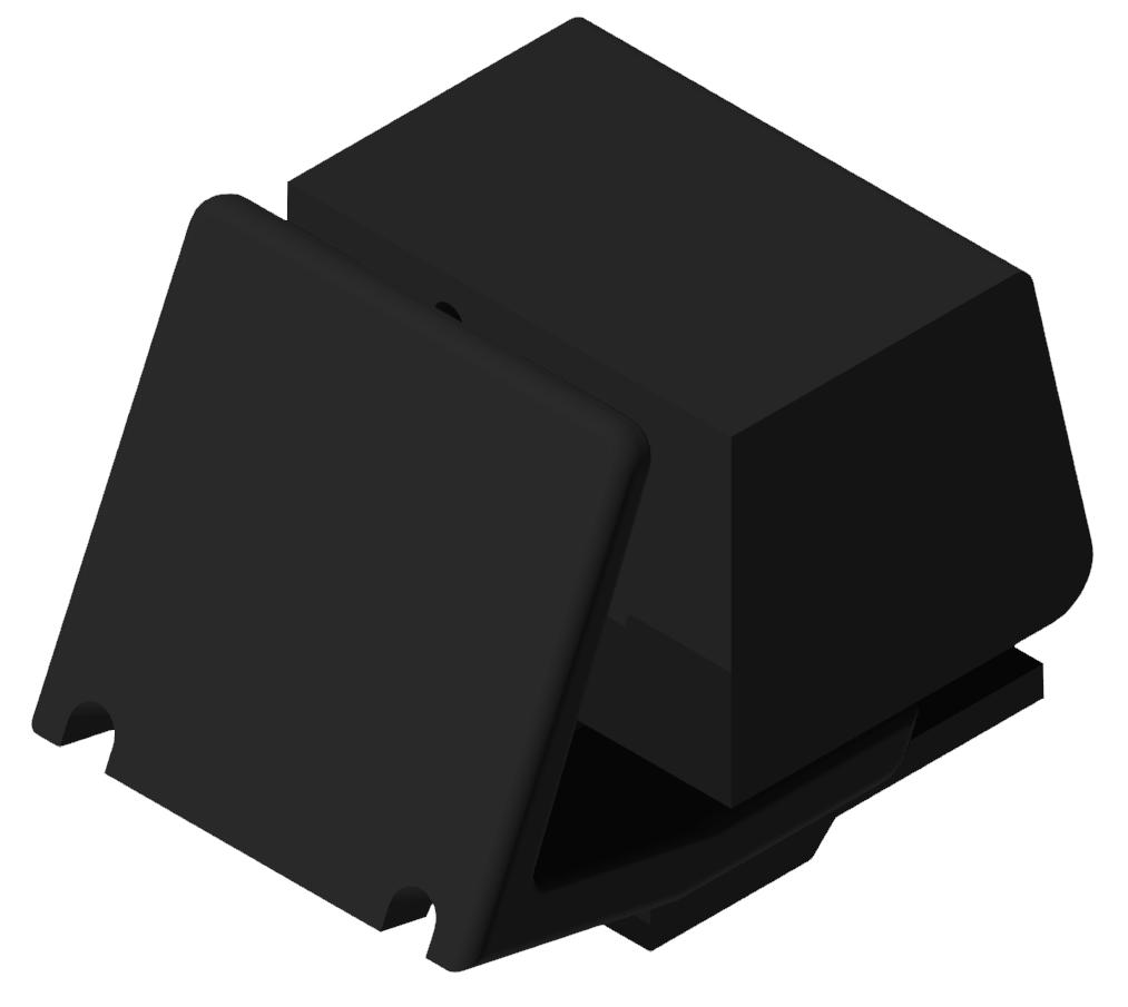 Klemmblock PA, schwarz-8