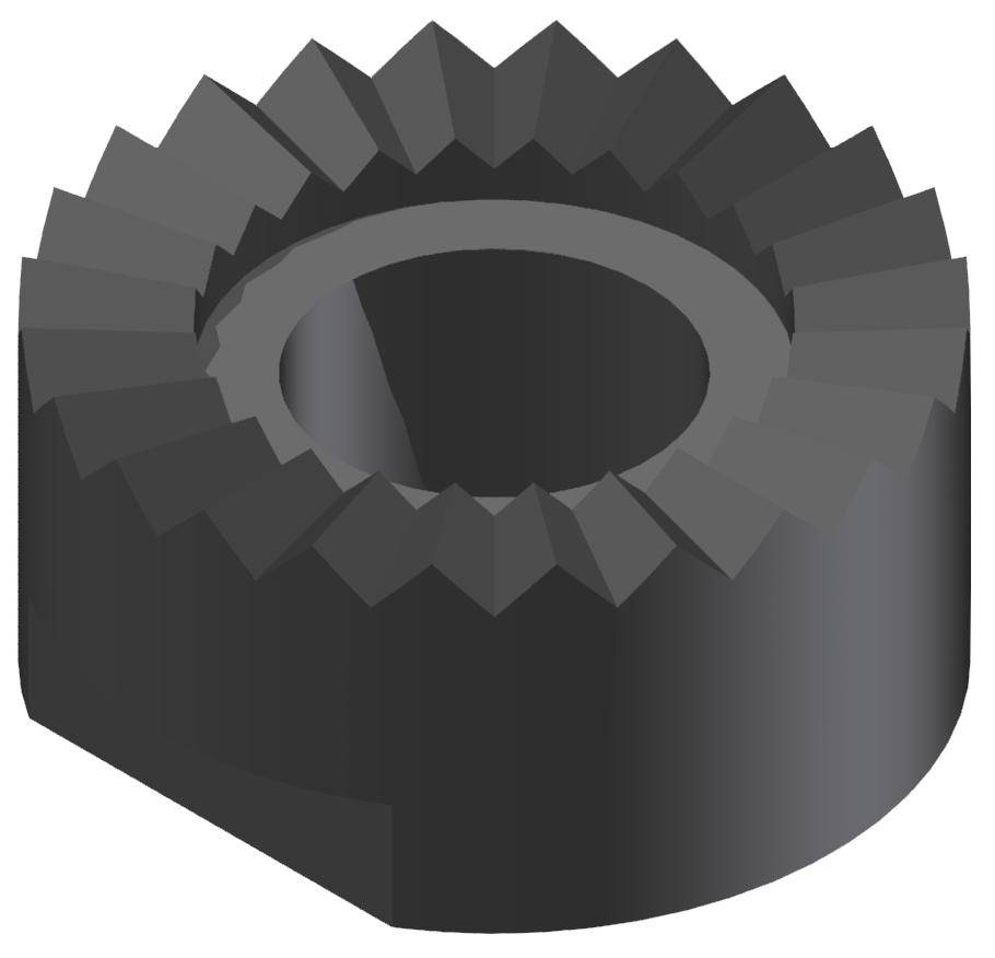 Endschalterhalter Fixierstück, schwarz-8