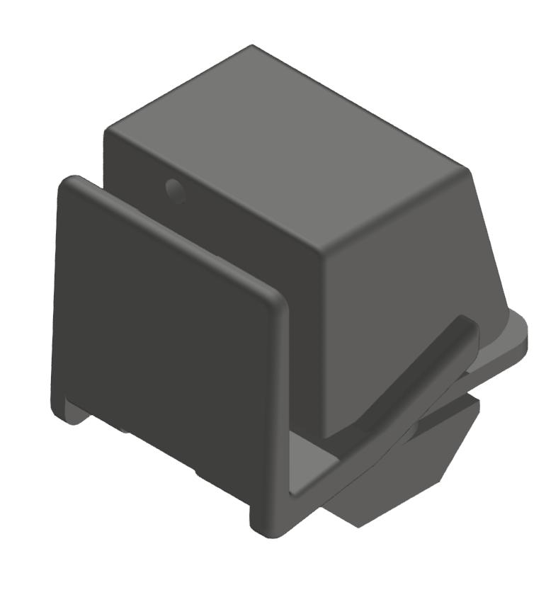 Klemmblock PA, schwarz-10