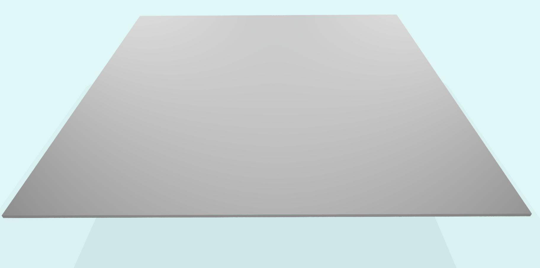 Alublech 1,5mm, eloxiert