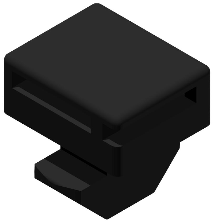 Universal-Halter 8, schwarz