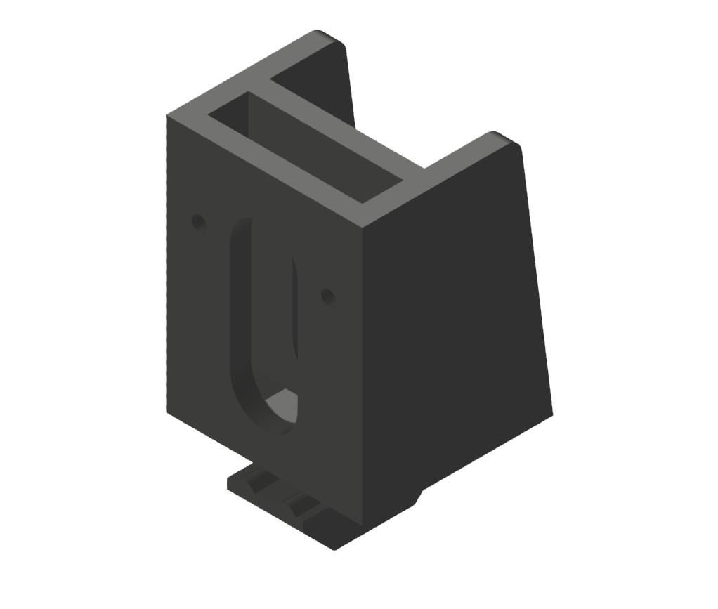 Uniblock PA, schwarz-8