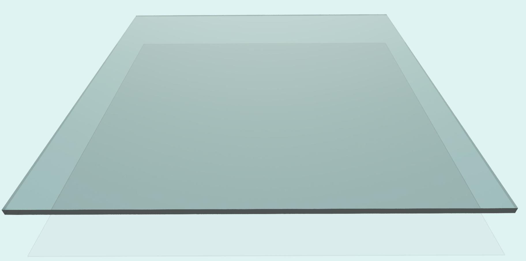 Polycarbonat 3 mm, klar